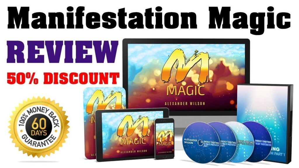Manifestation Magic By Alexander Wilson